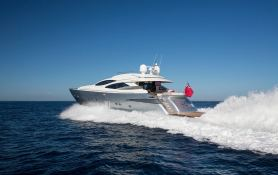 Tiger Lily Of London Pershing Yachts Pershing 90 Exterior 1