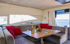 Tiger Lily Of London Pershing Yachts Pershing 90 Interior 1