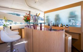 Tiger Lily Of London Pershing Yachts Pershing 90 Interior 3