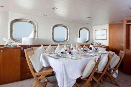 Motoryacht 40M  Interior 1