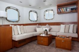 Motoryacht 40M Interior 2