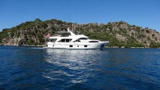 Rebecca V Benetti Yacht 26M Exterior 1