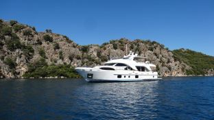 Rebecca V Benetti Yacht 26M Exterior 2