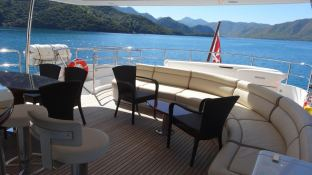 Rebecca V Benetti Yacht 26M Exterior 4