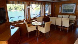 Rebecca V Benetti Yacht 26M Interior 1