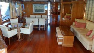 Rebecca V Benetti Yacht 26M Interior 2