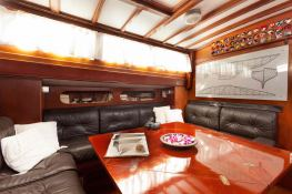 Sloop 72  Interior 1