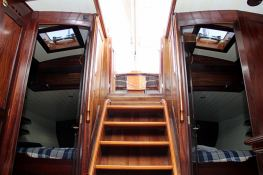 Sloop 52' Interior 0