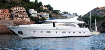 Astondoa 82 Astondoa Yachts Exterior 1