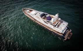 Harun   Yacht 38M Exterior 3