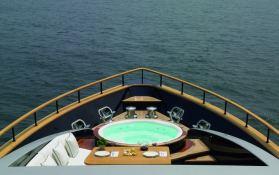 Harun Yacht 38M Exterior 4