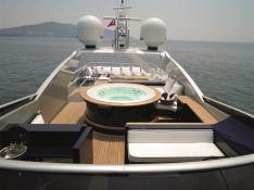 Harun   Yacht 38M Exterior 5