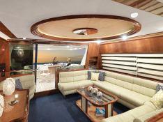 Yacht 810 Ferretti Interior 1