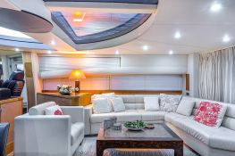 Predator 82' Sunseeker Interior 7