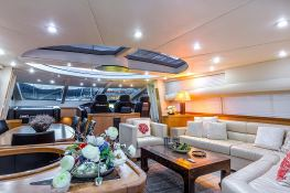Predator 82' Sunseeker Interior 6