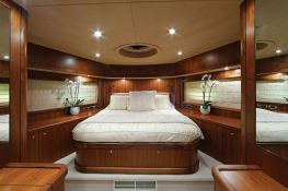 Hooligan of Cowes Sunseeker Predator 82' Interior 2