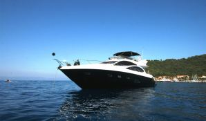 Lazy P  Sunseeker Manhattan 70' Exterior 1