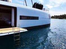 Adriatic Dragon  Lagoon Catamaran Lagoon 77 Exterior 7