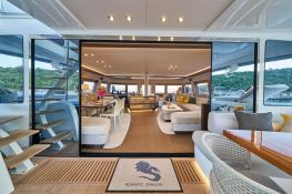 Adriatic Dragon  Lagoon Catamaran Lagoon 77 Interior 11
