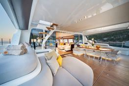 Adriatic Dragon  Lagoon Catamaran Lagoon 77 Interior 14
