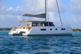 Nautitech 46 open Nautitech Catamaran Exterior 3