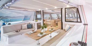 Nautitech 46 open Nautitech Catamaran Interior 2