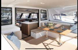 Nautitech 46 open Nautitech Catamaran Interior 5