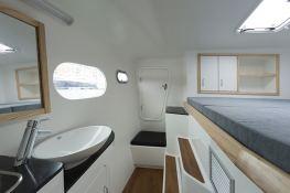 Voyage 480 Voyage Catamaran Interior 4