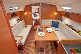 Bavaria 36  Bavaria Yachts Interior 2
