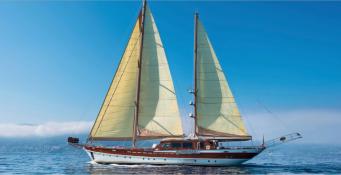 Ketch 40m Barka Yachts Exterior 1