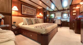 Ketch 40m Barka Yachts Interior 2