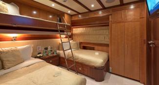 Ketch 40m Barka Yachts Interior 3