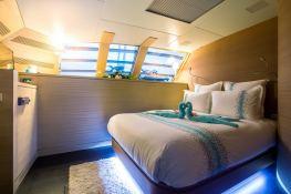 Hutiane (ex La Sella Del Diavolo) Catamaran 31M Interior 2