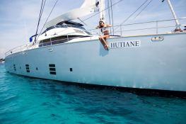 Hutiane (ex La Sella Del Diavolo) Catamaran 31M Exterior 2