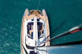 Hutiane (ex La Sella Del Diavolo)  Catamaran 31M Exterior 6