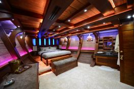 Ketch 47M   Ketch  47M Interior 2