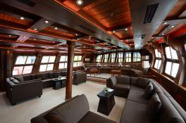 Ketch 47M Ketch 47M Interior 3