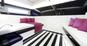 Nomad IV Maxi Dolphin FC100 Interior 5