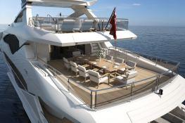 Jacozami  Sunseeker Yacht 131 Exterior 2