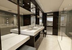 Jacozami  Sunseeker Yacht 131 Interior 1