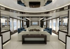 Jacozami  Sunseeker Yacht 131 Interior 3