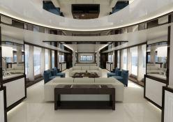 Yacht 131 Sunseeker Interior 3
