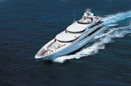 Sunrise Oceanco Yacht 52M Exterior 2