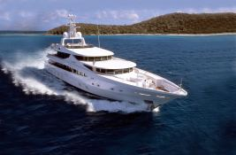 Sunrise  Oceanco Yacht 52M Exterior 1