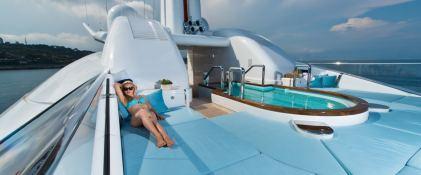 Sunrise Oceanco Yacht 52M Exterior 5