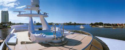 Sunrise Oceanco Yacht 52M Exterior 4
