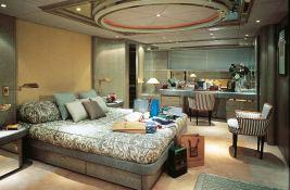 Sunrise  Oceanco Yacht 52M Interior 4