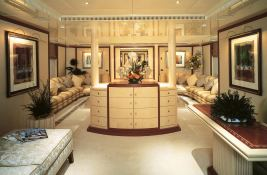 Sunrise Oceanco Yacht 52M Interior 2