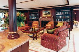 Sunrise Oceanco Yacht 52M Interior 1