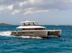 My Cute Little Cat  Lagoon Catamaran Lagoon Motoryacht 630 Exterior 4